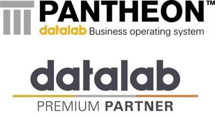 Pantheon Datalab Logo